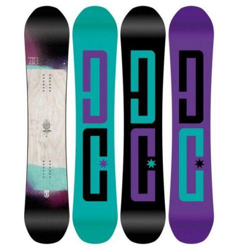 DC Snowboards Women's Forever - Prezzo al pubblico: €379,99