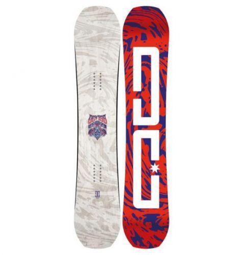 DC Snowboards The 156 - Prezzo al pubblico: €499,99
