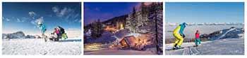 CARINZIA: sci, attività sulla neve, mercatini dell\'Avvento e relax termale per un inverno formato famiglia