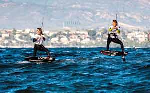Il Kiteboarding alle Olimpiadi di Parigi 2024