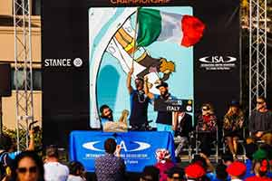 L'Italia è pronta per gli Stance ISA World Adaptive Surfing Championship