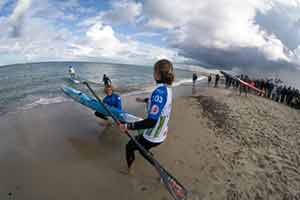 L'Italia agli ISA World SUP and Paddleboard Championship
