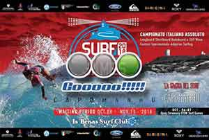 Semaforo Verde FISW Surf Games