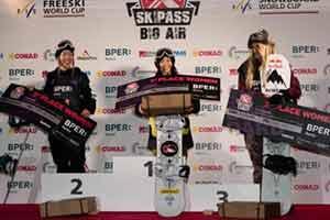 Skipass elegge i suoi Campioni. La Coppa del Mondo FIS Big Air ha infiammato ModenaFiere