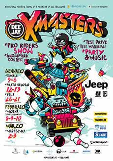 Al via il DEEJAY Xmasters Winter Tour 2019