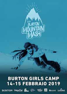 BURTON GIRLS CAMP: PINK POWER!