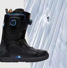 Gli scarponi di Travis Rice, per prestazioni da Pro