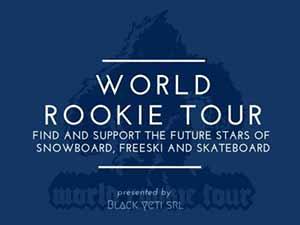 Il World Rookie Tour 2019 si trasforma in una piattaforma multisport