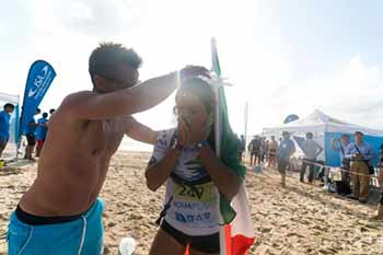 ISA World SUP and Paddleboard Championship: Italia nella storia