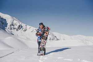 Marcello Grassis: un giovane snowboarder fra i pro rider