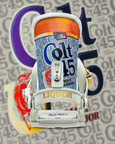 Union Custom House: Colt 45