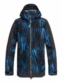 Quiksilver TR Stretch Jacket nella colorazione Daphne Blue Stellar - Prezzo al pubblico: 379,99 €