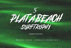 Semaforo Verde 5° Plata Beach Surf Trophy