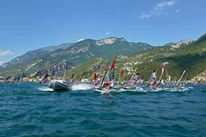 CAMPIONATO ITALIANO SLALOM WINDSURF 2019