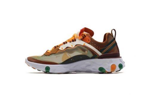 Nike React Element 87 Colorazione
