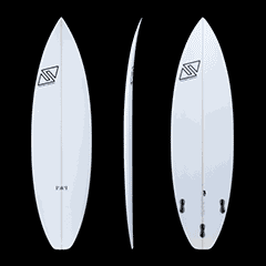 POP Fish tail by TwinsBros Surfboards: TEST