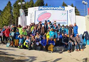 Quasi 90 atleti al via nel bordercross CHILDREN e CRITERIUM
