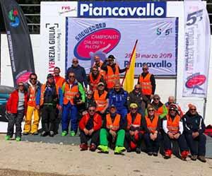 Tricolori assoluti giovanili di snowboard Piancavallo 2019 Lo slalom gigante ha chiuso la settimana