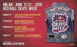 Arriva Red Bull Skate Week 2019!