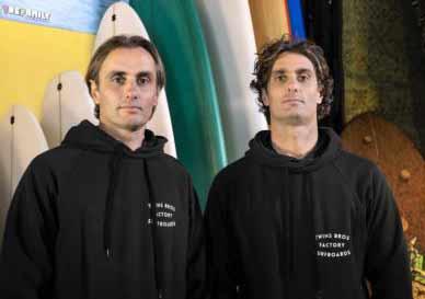 TwinsBros testimonial della campagna #iosonoenergia