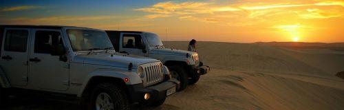 Viaggio di Gruppo - Agosto - Tour Baja California Messico in Jeep