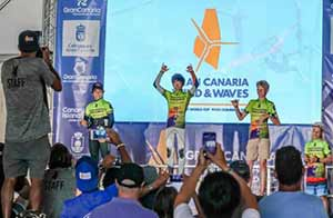 Ottimo secondo posto per Giulio Gasperini! PWA Gran Canaria