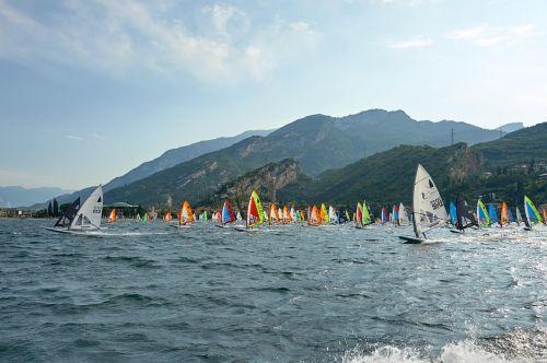 Mondiali Windsurfer DAY 4: i fratelli Nicolò e Sofia Renna protagonisti