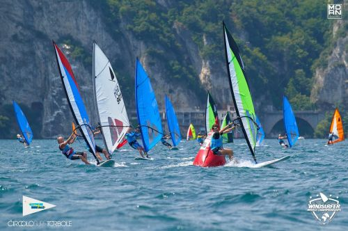 Mondiali Windsurfer Torbole- day 3