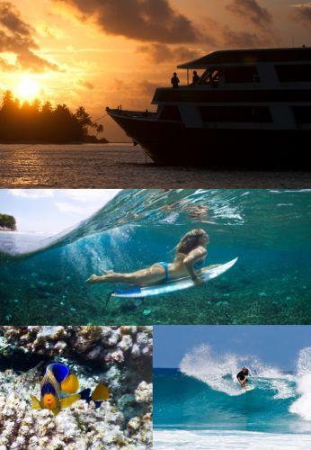 Partenza di gruppo Boat Trip Maldive - Male Nord