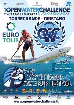 Stand Up Paddle: l'Euro Tour sbarca in Italia