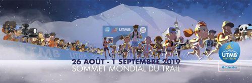 UTMB 2019 Il summit mondiale del trail presentato da Columbia Sportswear