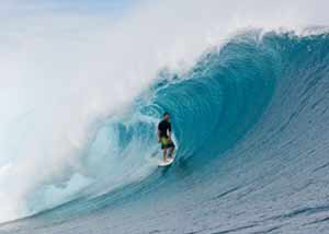 I big del surf contro la plastica
