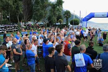 Mondiali classe Kona a Torbole con 13 nazioni presenti