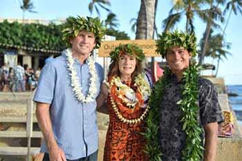 Robby Naish è stato inserito nella Hall of Fame delle Hawaii Waterman.
