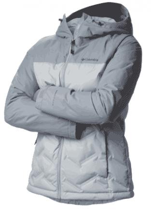 La giacca che trattiene il calore: Columbia Grand Trek Down