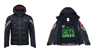 ROSSIGNOL: ONLY THE BEST GETS GREEN