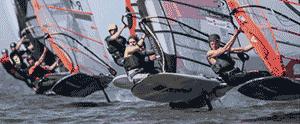 Vela Olimpica: WindFoil per Parigi 2024 al posto dell'attuale Windsurf RS:X