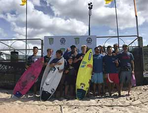 Concluso il surf contest Nesos king of grommets