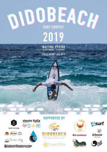 Didobeach Surf Day al via venerdì e sabato