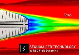 Non potevano mancare i test di CFD anche sul nuovo modello Sequoia