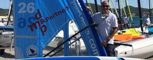 Torna il windsurf sul lago di Como A Dongo il nuovo centro agonistico