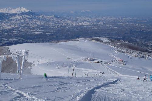 Passolanciano, giornata di snowboard nonostante la zona arancione: in tre multati dai carabinieri