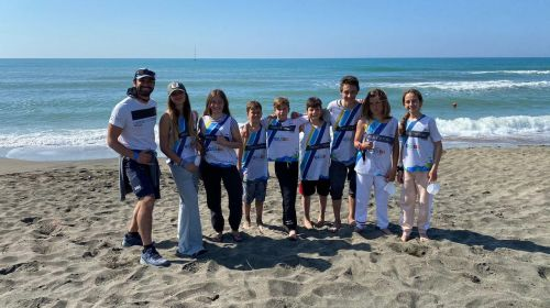Il Circolo Surf Torbole centra tre podi alla Coppa Italia Techno di Ostia
