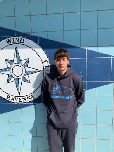 AWC Ravenna torna dalla Coppa Italia Techno293 con il quinto posto di Francesco Forani