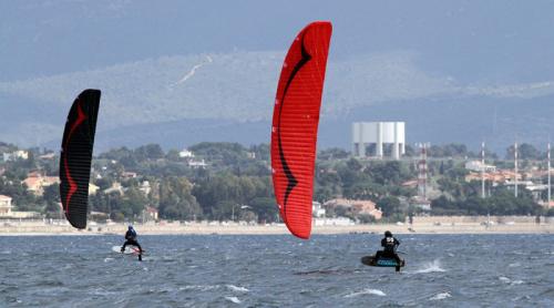 Campionato Italiano Kite Foil Open: Lorenzo Boschetti domina la prima tappa a Cagliari