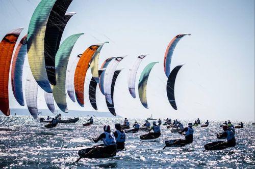 Kite Foil Open: a Vada la seconda tappa