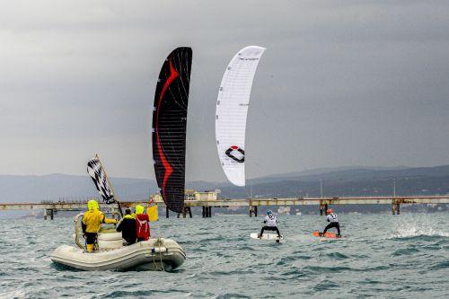 Kite Foil Open: Maxime Nocher domina a Vada