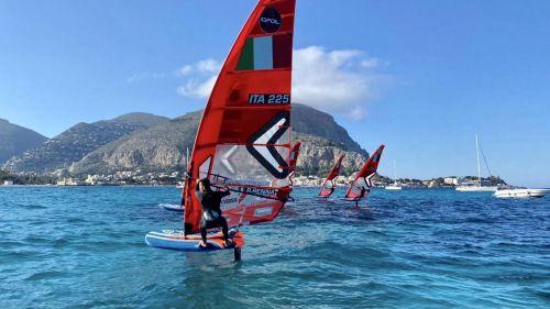 Nicolò Renna terzo under21 alla Settimana Olimpica Andalusa