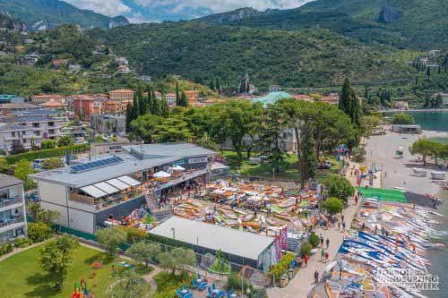 Coppa Italia Techno 293 a Torbole: sabato la chiusura