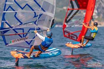 L'Adriatico Wind Club Ravenna prosegue con il vento in poppa